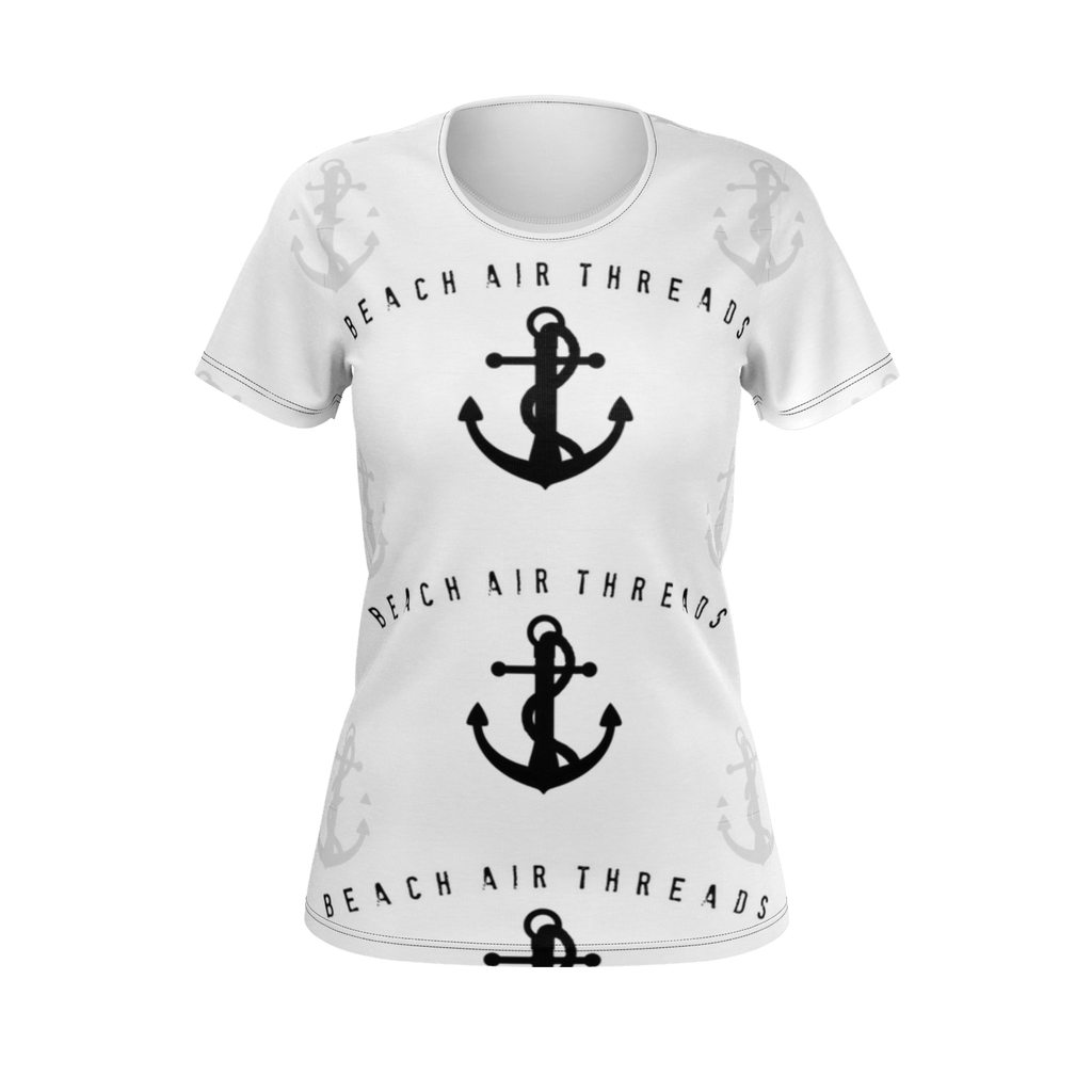 Beach Air Anchor Women's Tee
