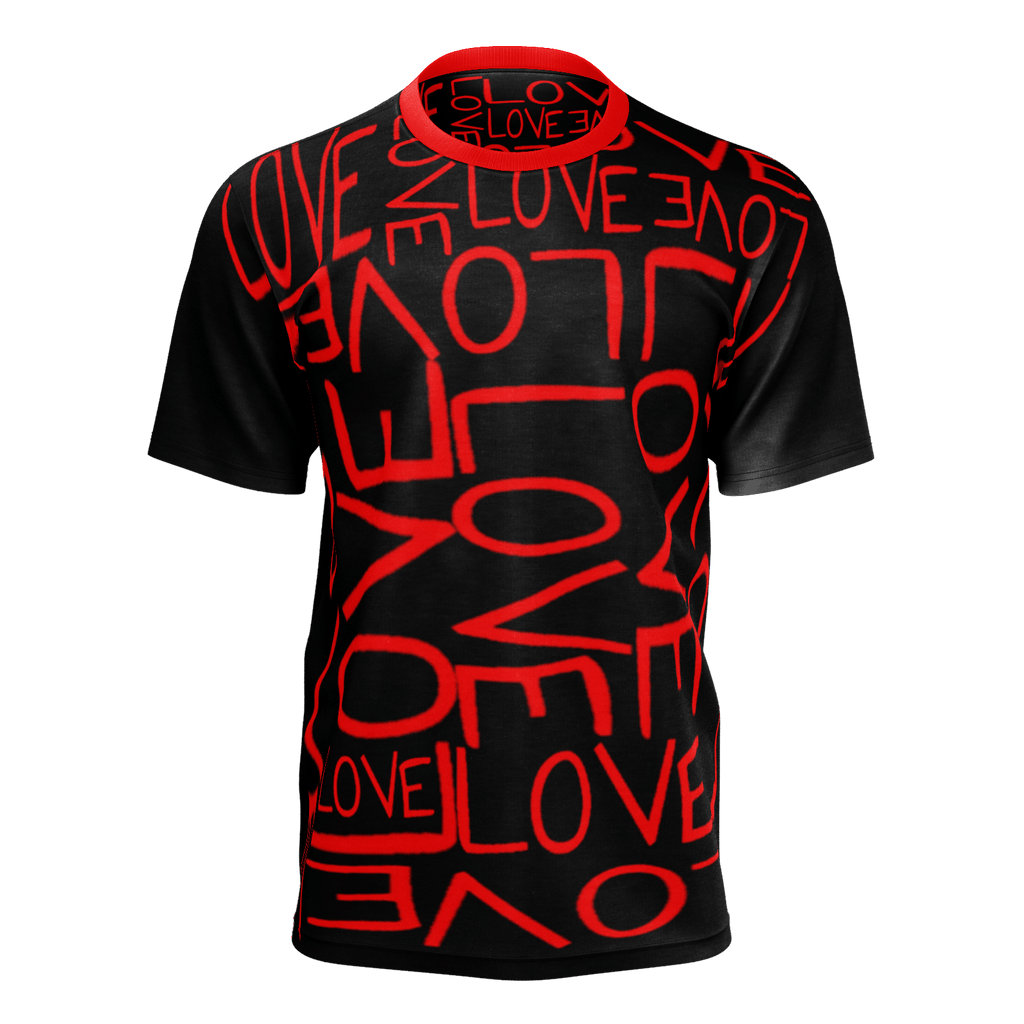 FULL OF LOVE  Mens T-Shirt