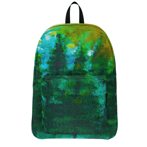 Green Forest Classic Backpack