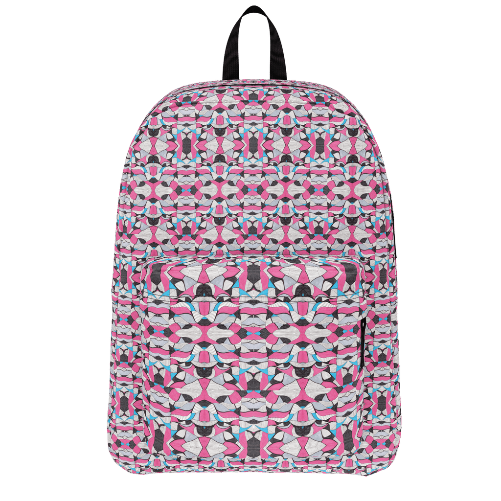 Kaleidoscope back pack