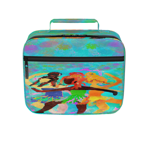 Ballerina Trio Lunch Box