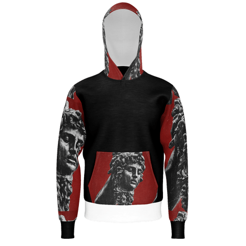 WAR IN THE VICE MENS HOODIE