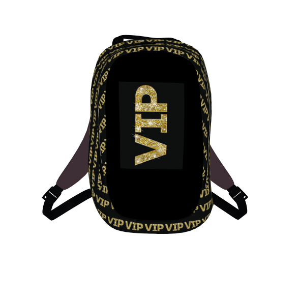 Vip's backpack