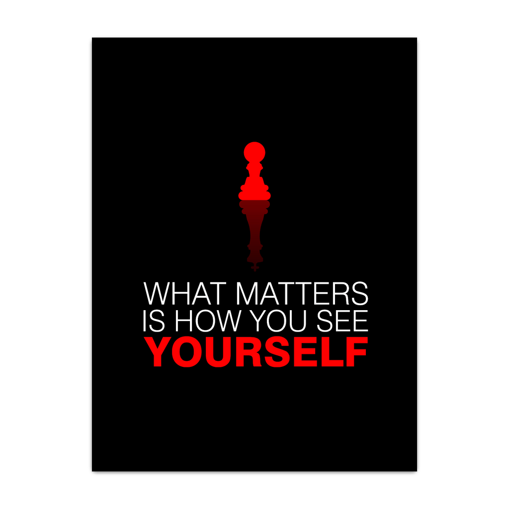 What matters is how you see... Inspirational Fashion