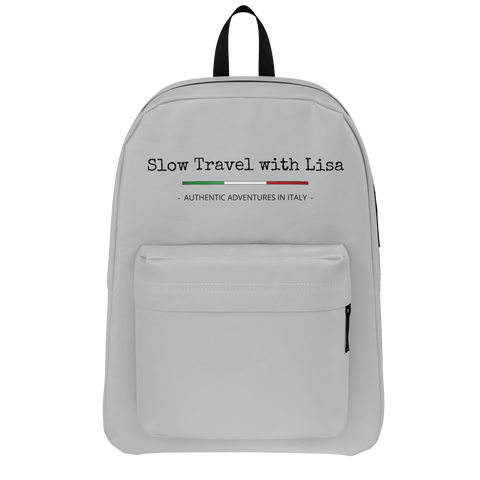 Slow Travel with Lisa - Classic Backpack
