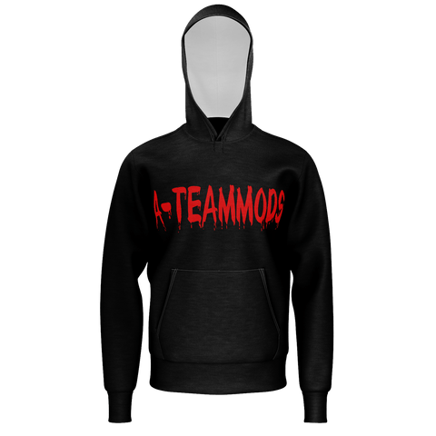 Official A-TeamMods Bloody Black Mens Jacket