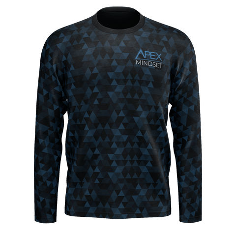 Apex Mindset Triangle Long Sleeve