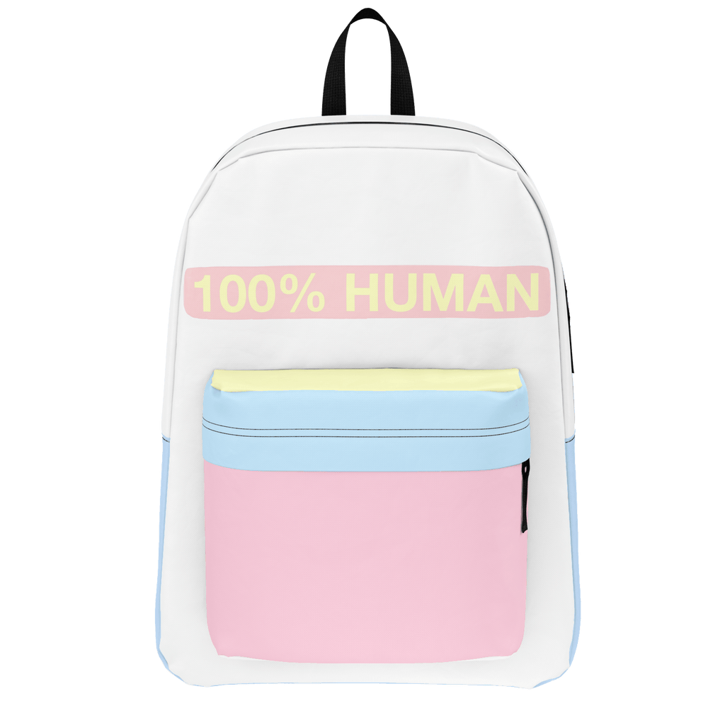 100% HUMAN BACKPACK