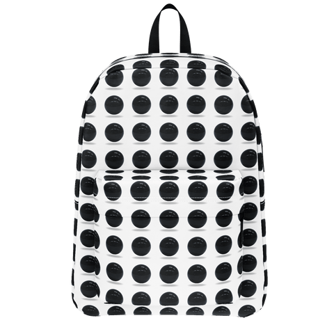 Polka Dot Pattern - Standard Backpack