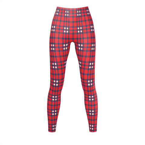 Red And Blue Flannel Pattern