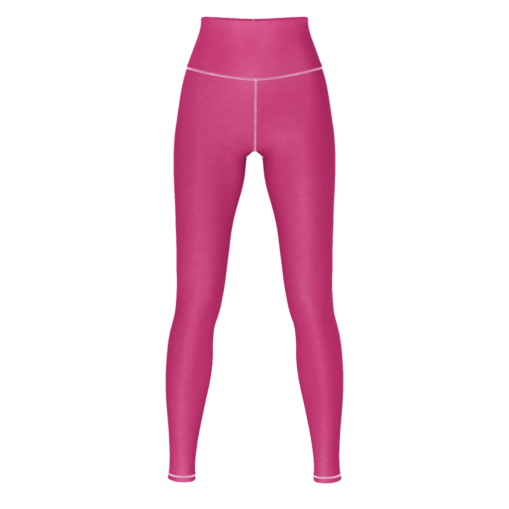 Beetroot Purple Yoga Pants