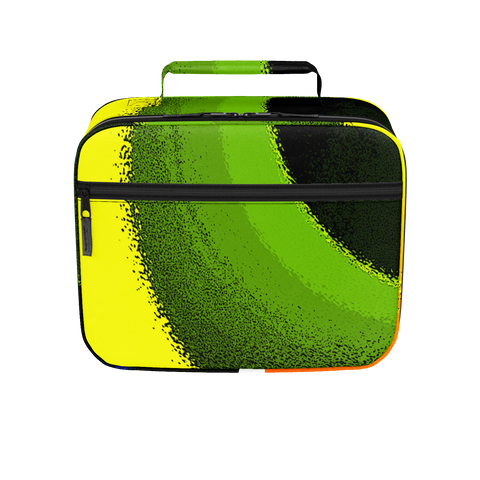 COLOR SWIRL 1 - LUNCH Box
