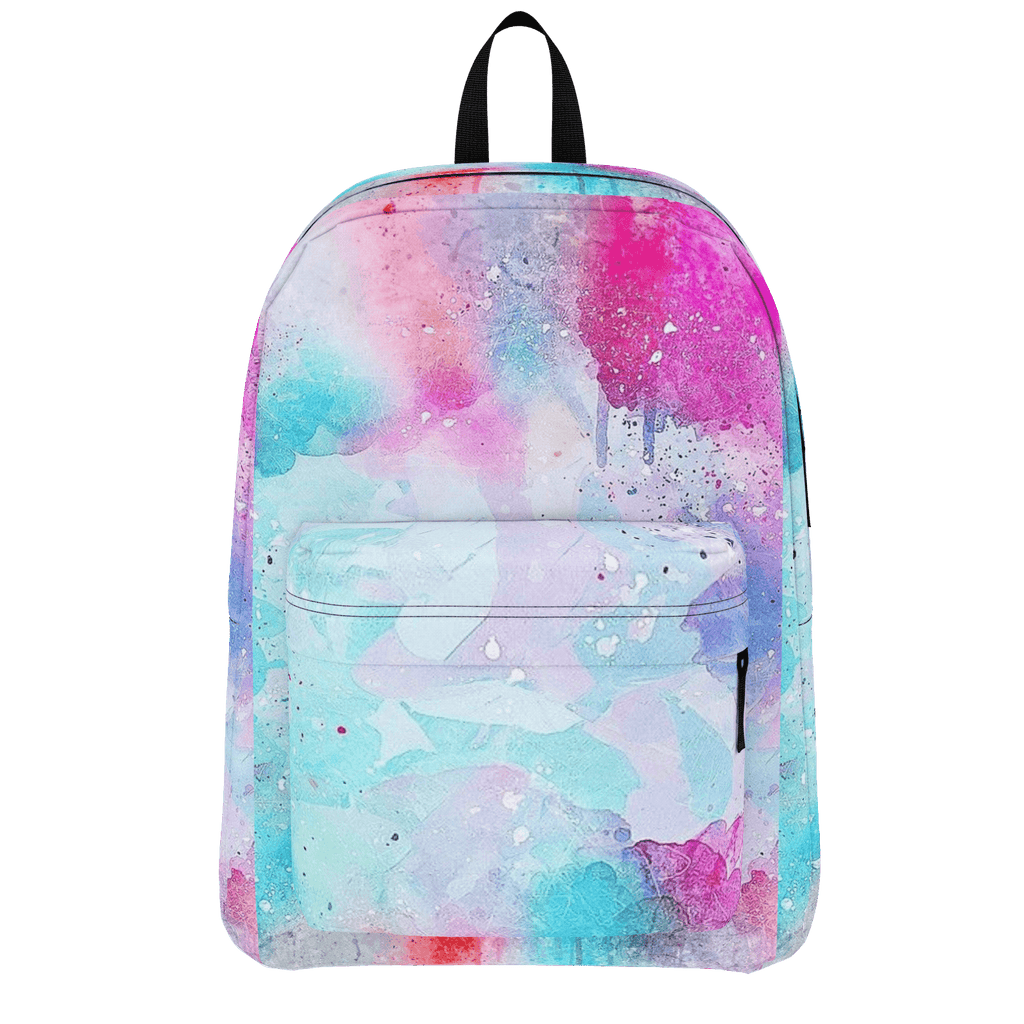 cotton candy backpack