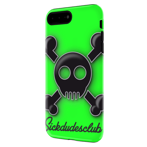 ill toxic skully iPhone 7 plus rig
