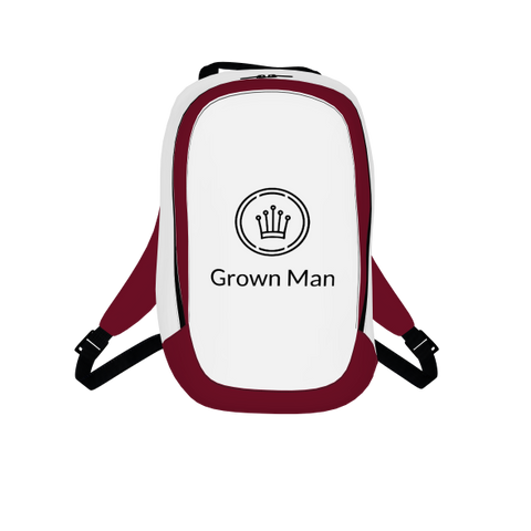 Grown Man Brand Travel Back Pack