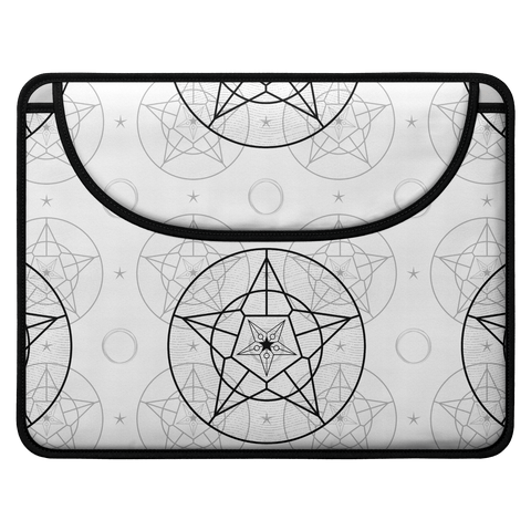 Bone Icon Envelope Laptop Sleeve