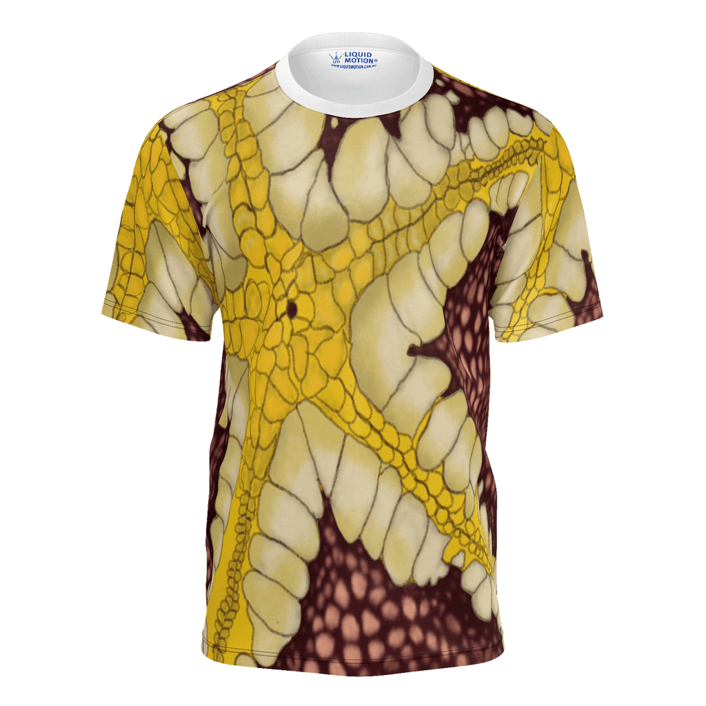 Male tshirt - seastar