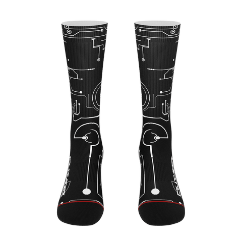 Crusader Sockos (5 colors)