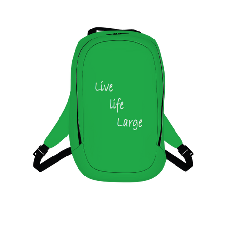 Live Life Large Backpack