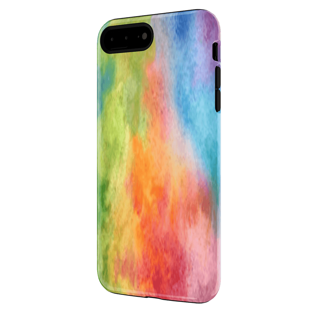 watercolor iphone 7+ case