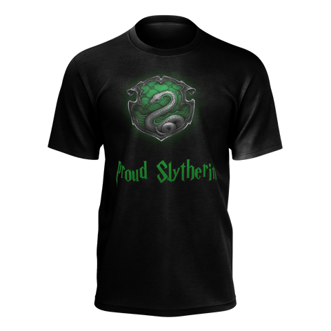 proud slytherin official shirt men