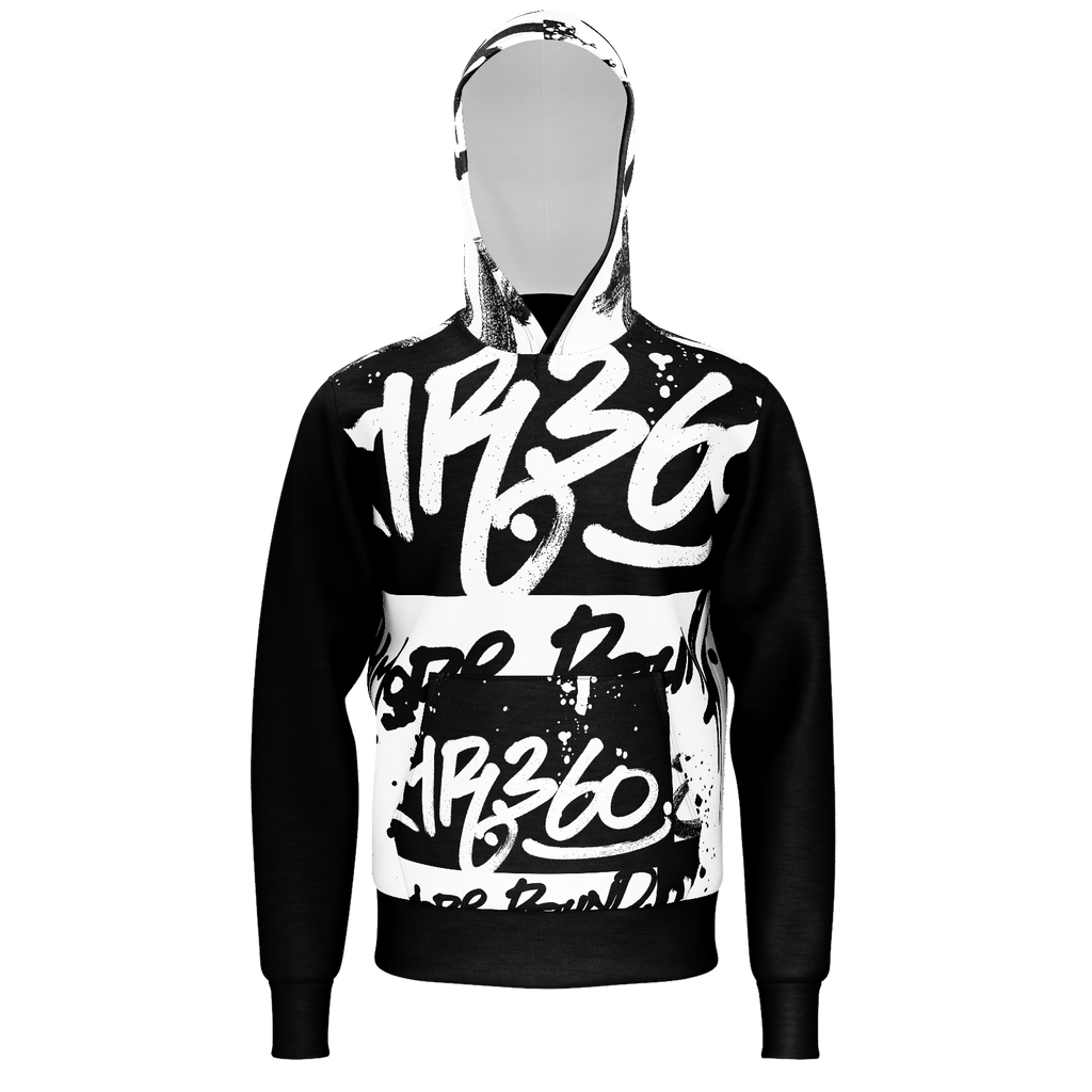 1MR 1st Edition - Unisex Graffiti Black