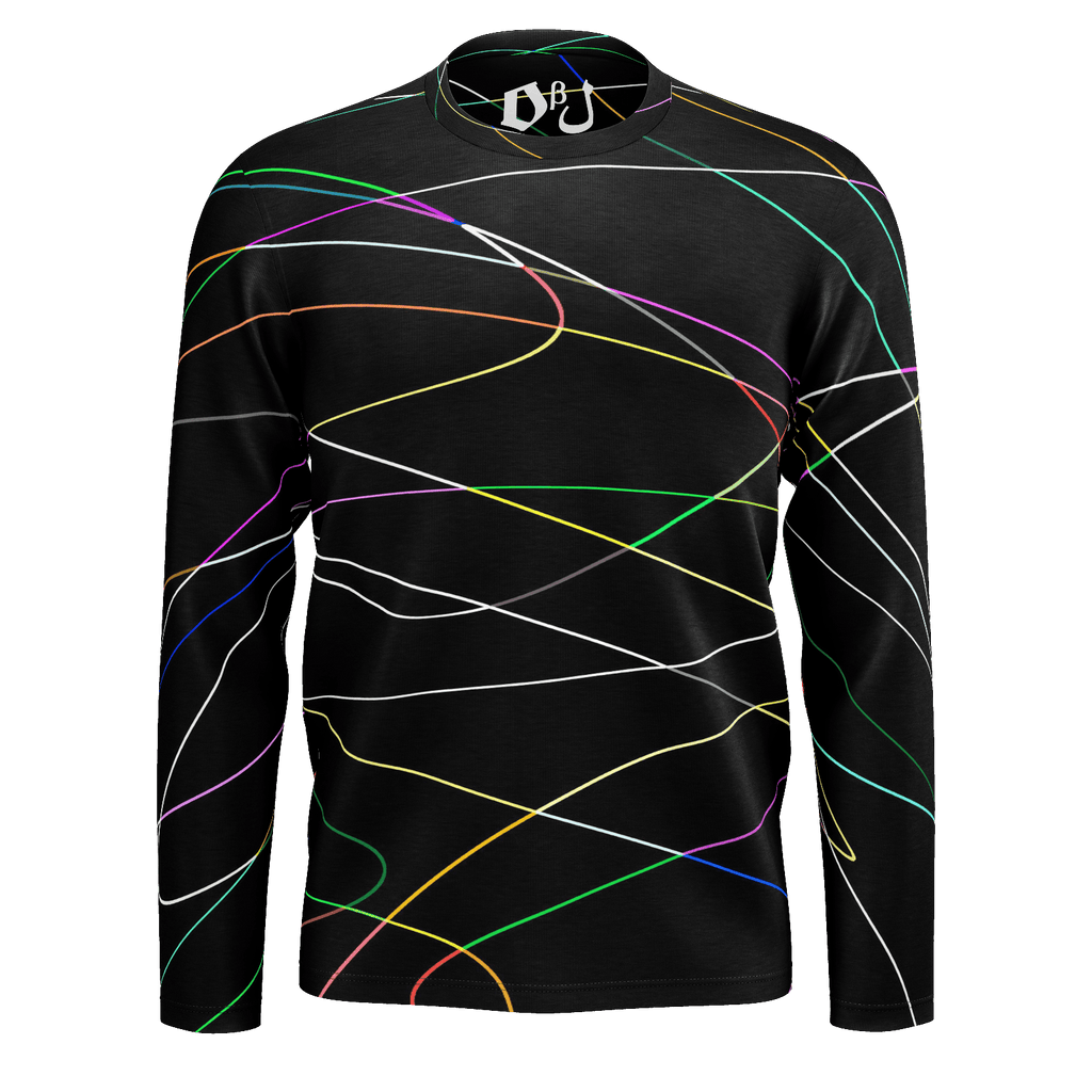 Spectrum (GE) Men's Long Sleeve SJ T-Shirt