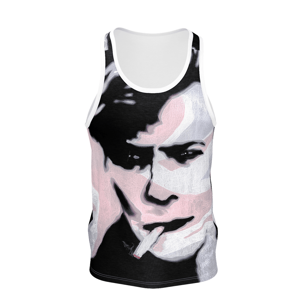 David Bowie British Flag Tank