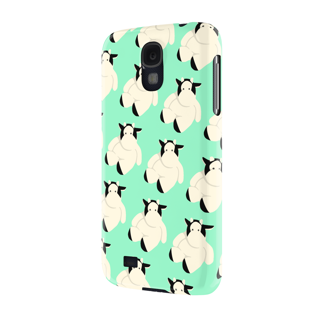Samsung Galaxy S4 Big Fat Moo Slim Case