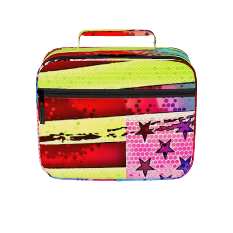 PATRIOTIC MAGIC - LUNCH Box