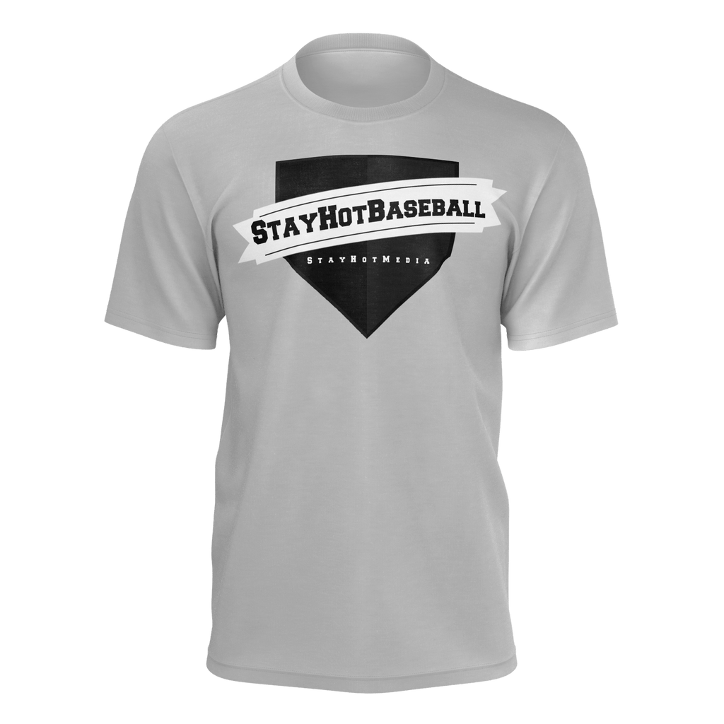 shb shirt grey