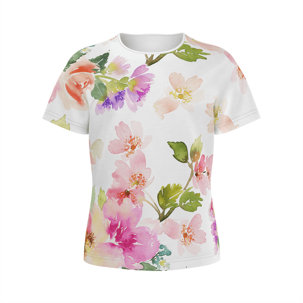WaterFlower Woman T-Shirt