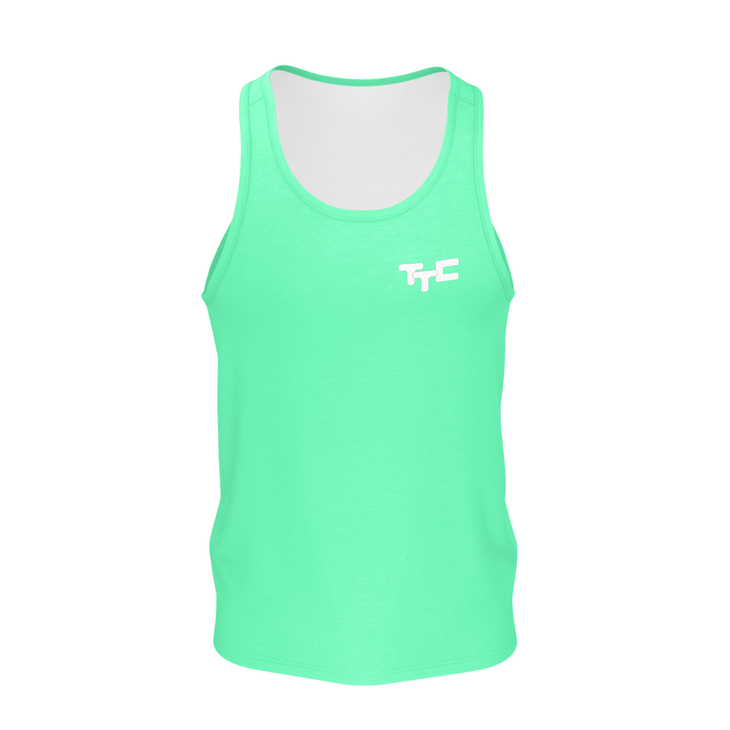Tap Tap Click Logo Men's Tank Top