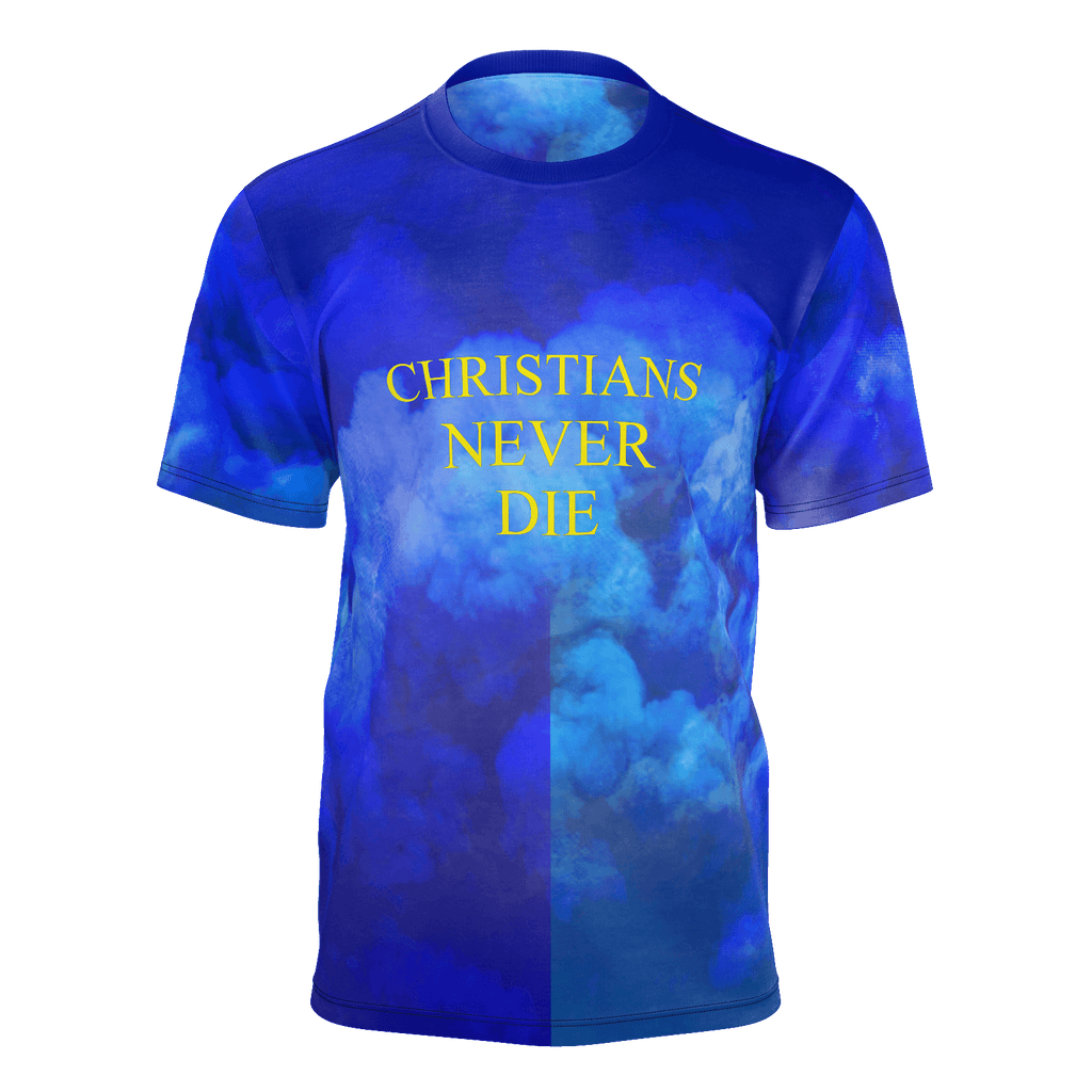 Lord of Lords: Christians Never Die Men's Shirt