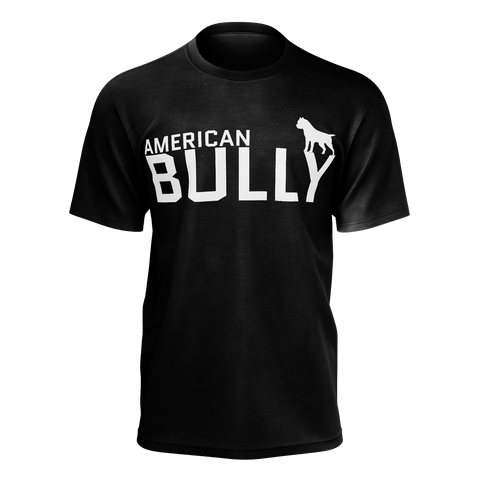 American Bully T-shirt White