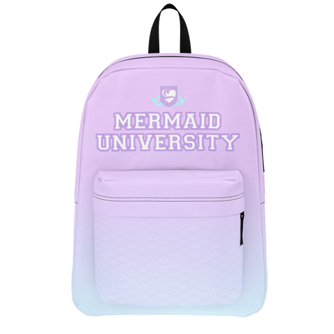 Mermaid University Backpack