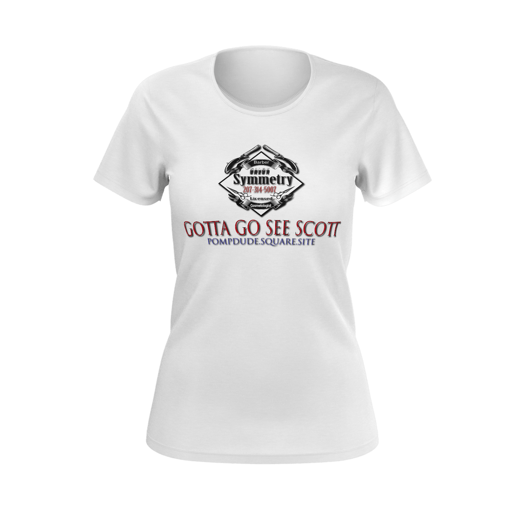 Womens T Shirt White