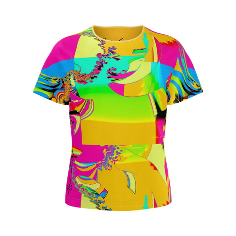 Color Joy - Girl's Tee