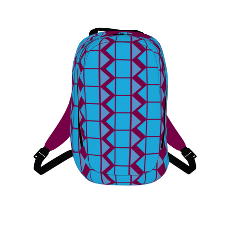 Back- Pack, Classic: Two-Sides Series (dual print sides)