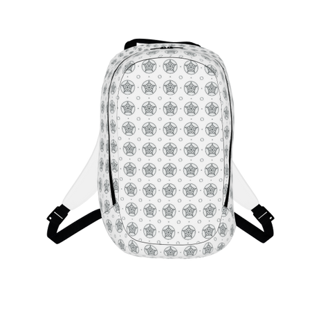 Bone Pattern SML Backpack