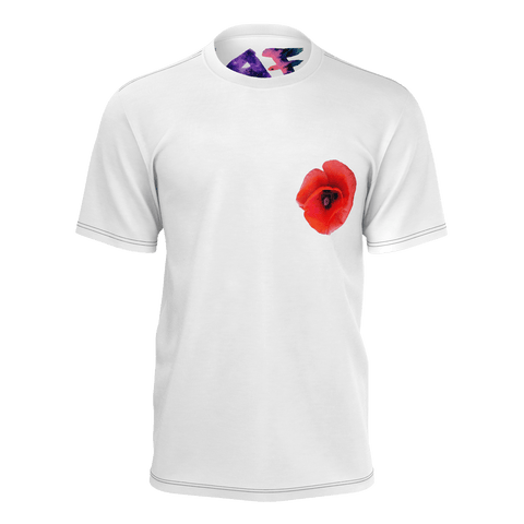 Handful of Poppy A.F. Tee