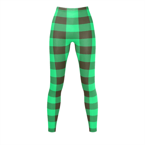 Flannel Pattern Green And Brown