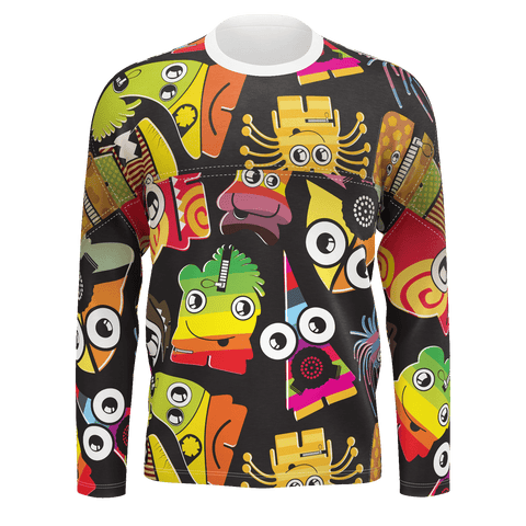 Male - Long Sleeve - Jamaican