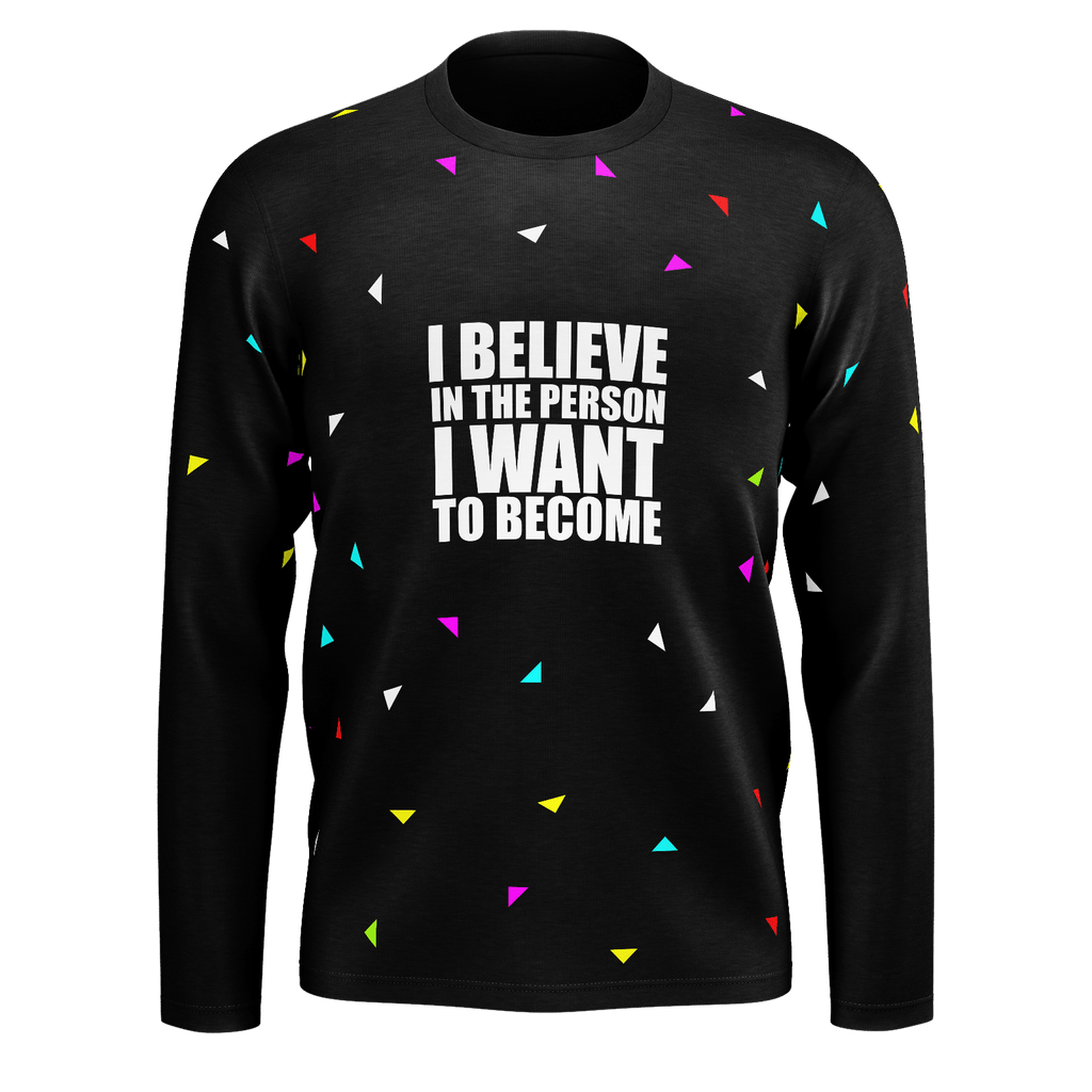 I Believe in the person... Life Inspirational Fashion (Party Style)