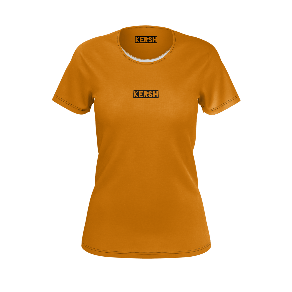 Orange T-Shirt (Women's)