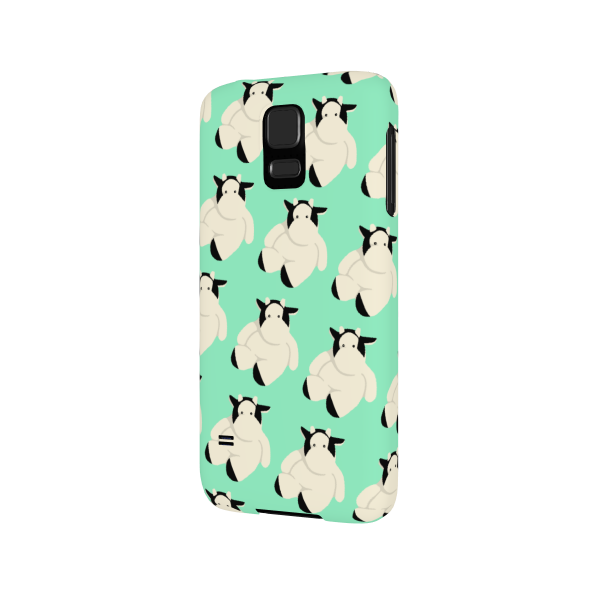 Samsung Galaxy S5 Big Fat Moo Slim Case