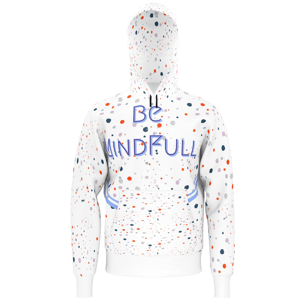 """Be MindFull"" - Confetti Hoodie"