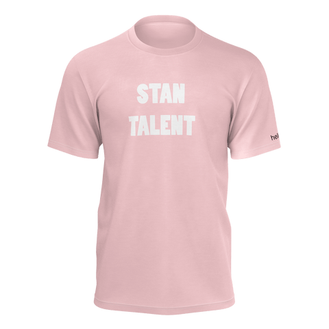 "SHIRT - ""STAN TALENT"" [PINK]"