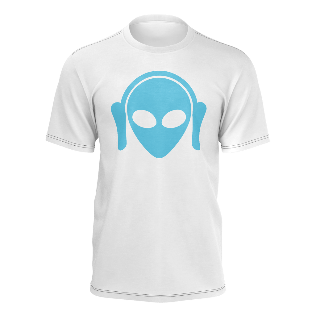 Paranormal Men - White t shirt