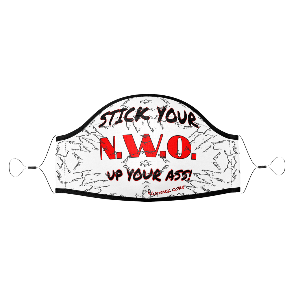 NWO UP YOUR ASS MW
